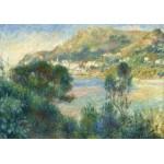 Grafika-02801 Auguste Renoir - Vue de Monte Carlo du Cap Martin