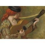 Grafika-02802 Auguste Renoir - Jeune Espagnole avec une Guitare