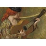 Grafika-02803 Auguste Renoir - Jeune Espagnole avec une Guitare