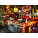 Grafika-02804 Ruin Bar in Budapest