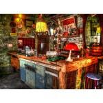 Grafika-02806 Ruin Bar in Budapest