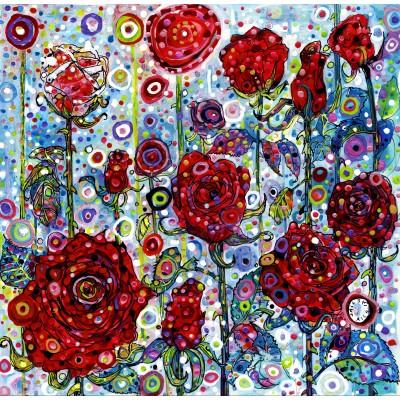 Grafika-02845 Sally Rich - Roses