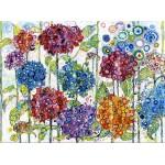 Grafika-02857 Sally Rich - Summer Hydrangeas