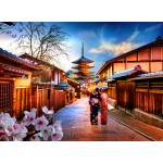 Grafika-02880 Japanese Temple