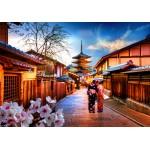 Grafika-02881 Japanese Temple