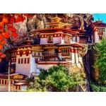 Grafika-02886 Taktshang, Bhoutan