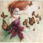 Grafika-02889 Misstigri - Papillons