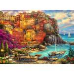 Grafika-02900 Chuck Pinson - A Beautiful Day at Cinque Terre