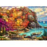 Grafika-02902 Chuck Pinson - A Beautiful Day at Cinque Terre