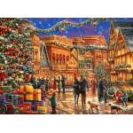 Grafika-02904 Chuck Pinson - Christmas at the Town Square