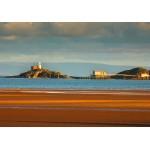 Grafika-02952 Mumbles Lighthouse & RNLI Station