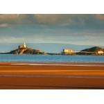 Grafika-02953 Mumbles Lighthouse & RNLI Station