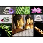 Grafika-T-00044 Collage - Ambiance Zen