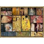 Grafika-T-00049 Collage - Gustav Klimt