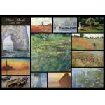 Grafika-T-00050 Claude Monet - Collage