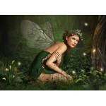 Grafika-T-00057 Nymphe de la Forêt