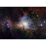 Grafika-T-00069 Vue Infrarouge de la Nébuleuse d'Orion