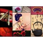 Grafika-T-00084 Collage - Japon