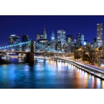 Grafika-T-00097 New York by Night