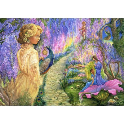 Grafika-T-00106 Josephine Wall - Wisteria Way