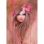 Grafika-T-00107 Misstigri : Sweet Pinky Girl