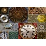 Grafika-T-00134 Collage - Horloges