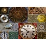 Grafika-T-00135 Collage - Horloges