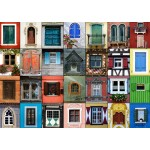 Grafika-T-00137 Collage - Fenêtres