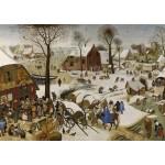 Grafika-T-00146 Brueghel Pieter : Le Dénombrement de Bethléem