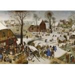 Grafika-T-00148 Brueghel Pieter : Le Dénombrement de Bethléem