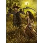 Grafika-T-00158 Field of the Scarecrow