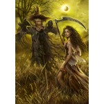Grafika-T-00159 Field of the Scarecrow