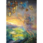 Grafika-T-00191 Josephine Wall - Up and Away