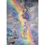Grafika-T-00194 Josephine Wall - Iris, Keeper of the Rainbow