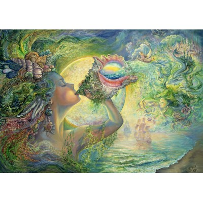 Grafika-T-00244 Josephine Wall - Call of the Sea