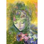 Grafika-T-00247 Josephine Wall - Head Gardener