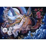 Grafika-T-00254 Josephine Wall - Eros and Psyche
