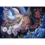 Grafika-T-00256 Josephine Wall - Eros and Psyche