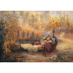 Grafika-T-00261 Josephine Wall - Dreams of Camelot