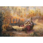 Grafika-T-00262 Josephine Wall - Dreams of Camelot