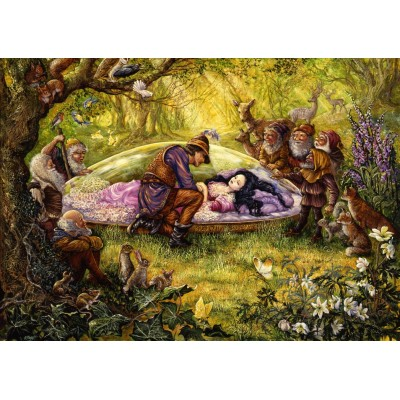 Grafika-T-00265 Josephine Wall - Snow White