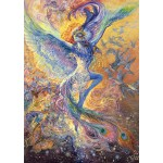 Grafika-T-00268 Josephine Wall - Blue Bird