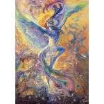 Grafika-T-00270 Josephine Wall - Blue Bird