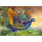 Grafika-T-00274 Josephine Wall - Peacock Princess