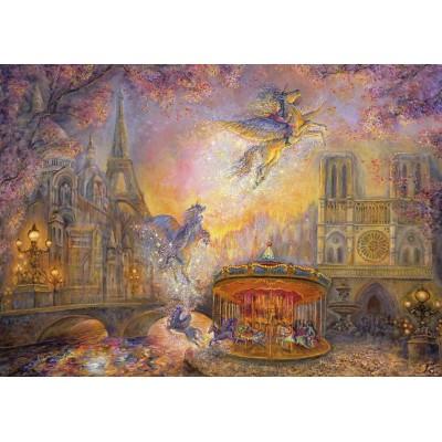 Grafika-T-00277 Josephine Wall - Magical Merry Go Round