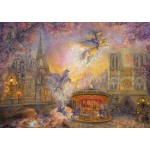 Grafika-T-00279 Josephine Wall - Magical Merry Go Round
