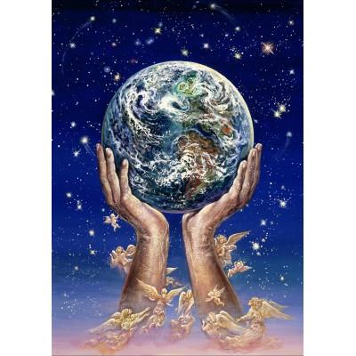 Grafika-T-00299 Josephine Wall - Hands of Love