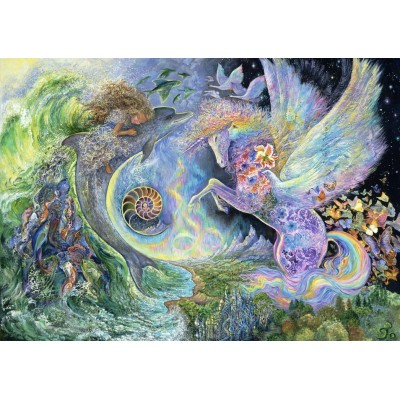 Grafika-T-00302 Josephine Wall - Magical Meeting
