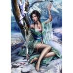 Grafika-T-00317 Cris Ortega - Frozen
