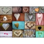 Grafika-T-00320 Collage - Love